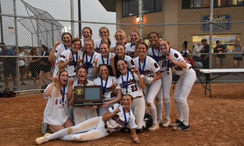 #4 Stillwater Area | Section 4AAAA Champion   Roster  |  Schedule / Results  |  Website  |  Media Guide   Team Twitter |  School Twitter  |  Students Twitter  |  Team FB  |  School FB   Quarterfinal Result:  W, 6-2  vs. Farmington  Semifinal Result:  W, 9-1  vs. Forest Lake