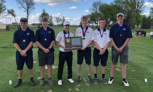 Jackson County Central | Section 3AA Champion    State Tournament Roster:   Alec Kocak (SO) ,  Austin Haar (FR) ,  Carter Olson (JR) ,  Jack Brinkman (JR) ,  Scott Flatebo (JR) ,  Tanner Haar (JR)   Team Twitter |  School Twitter  |  Students Twitter  | Team FB |  School FB