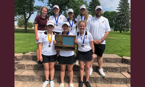 Class AA - 4th Place    Jordan | Section 2AA Champion   State Tournament Roster:  Abby Oehlerking (JR) ,  Autumn Sivilay (SR) ,  Aysia Kim (JR) ,  Emily Henderson (JR) ,  Molly Kelvington (SR) ,  Rachel Henderson (JR)    Team Twitter   |    School Twitter    |    Students Twitter    |  Team FB  |    School FB
