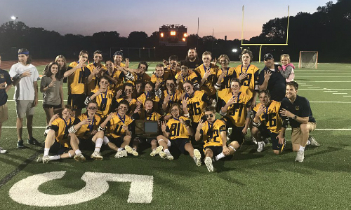 #4 Mahtomedi | Section 4 Champion    Roster  |  Schedule / Results  |  Website  |  Media Guide    Team Twitter  |  School Twitter  | Students Twitter |  Team FB  |  School FB   Quarterfinals: Lost 8-11 vs St. Thomas Academy |  Game Summary   Consolation Semifinals: Won 15-10 vs. Centennial |  Game Summary