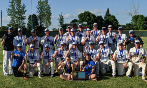 #3 Hayfield | Section 1A Champion    Roster  |  Schedule / Results  | Website |  Media Guide    Team Twitter  |  School Twitter  | Students Twitter | Team FB |  School FB   Quarterfinal: Lost 6-10 vs. Sacred Heart |  Box Score   Consolation Semifinal: Won vs. South Ridge 6-5 |  Box Score