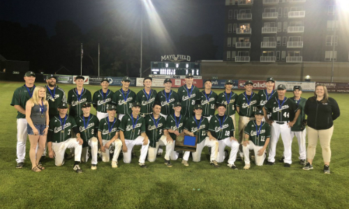 La Crescent-Hokah | Section 1AA Champion    Roster  |  Schedule / Results  |  Website  |  Media Guide   Team Twitter |  School Twitter  | Students Twitter | Team FB |  School FB   Quarterfinal: Lost, 5-12 vs. Minnehaha Academy |  Box Score   Semifinal: Lost vs. Foley 5-11 |  Box Score