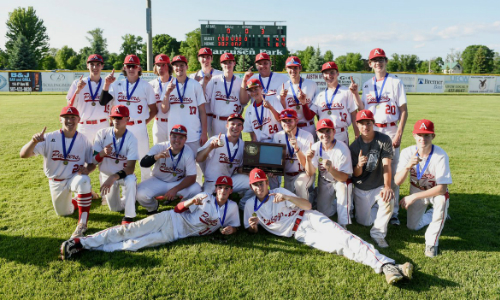 Austin | Section 1AAA Champion    Roster  |  Schedule / Results  | Website |  Media Guide    Team Twitter  |  School Twitter  |  Students Twitter  |  Team FB  |  School FB   Quarterfinals: Won 3-1 vs. Hill-Murray |  Box Score   Semifinal: Lost 5-9 vs. St. Thomas Academy |  Box Score
