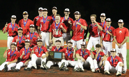#1 Monticello | Section 5AAA Champion    Roster  |  Schedule / Results  |  Website  |  Media Guide    Team Twitter  |  School Twitter  |  Students Twitter  | Team FB |  School FB   Quarterfinals: Won 5-4 vs. Duluth Denfeld |  Box Score   Semifinal: Lost 1-2 vs. Benilde-St. Margaret's |  Box Score