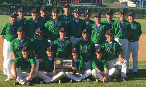 #5 Paynesville Area | Section 3AA Champion    Roster  |  Schedule / Results  | Website |  Media Guide   Team Twitter |  School Twitter  | Students Twitter | Team FB |  School FB   Quarterfinal: Won 3-2 vs. Perham |  Box Score   Semifinal: Lost 2-3 vs. Marshall School (Duluth) 8 Innings |  Box Score