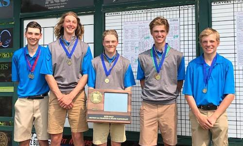 Class A State - 5th Place    Walker-Hackensack-Akeley/Laporte | Section 6A Champion    State Tournament Roster:   Cody Sagen (SR) ,  Logan Arndt (SR) ,  Mason Schneider (SO) ,  Rece Wiedmann (SR) ,  Tanner Schneider (FR) ,  Trevor Johnson (JR)   Team Twitter |  School Twitter  | Students Twitter | Team FB |  School FB