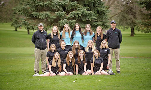 Fillmore Central | Section 1A Champion   State Tournament Roster:  Chloe Morem (8th) ,  Courtney Hershberger (8th ),  Halley Lange (JR) ,  Madison Scheevel (SR) ,  Marissa Topness (FR) ,  Taylor Bushman (JR)   Team Twitter |  School Twitter  | Students Twitter | Team FB |  School FB