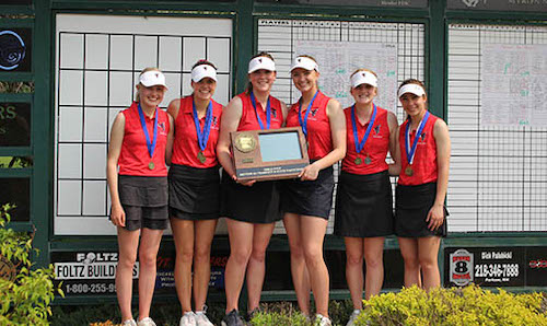 Class A - Runner up    Park Christian | Section 6A Champion   State Tournament Roster:  Amanda Strom (SR) ,  Amy Jacobson (SR) ,  Emily Doeden (SR) ,  Emily Stueland (SO) ,  Grace Heinen (SR) ,  Madison Doeden (FR)   Team Twitter |  School Twitter  | Students Twitter |  Boosters FB  |  School FB