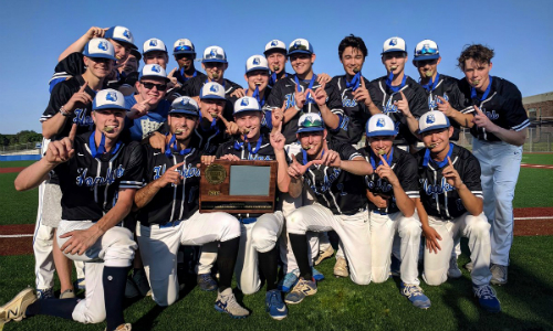 #3 Hopkins | Section 6AAAA Champion    Roster  |  Schedule / Results  |  Website  |  Media Guide    Team Twitter  |  School Twitter  |  Students Twitter  | Team FB |  School FB   Quarterfinal: Lost 2-4 vs. Rogers |  Box Score   Consolation Semifinal: Won 13-8 vs. Blaine |  Box Score