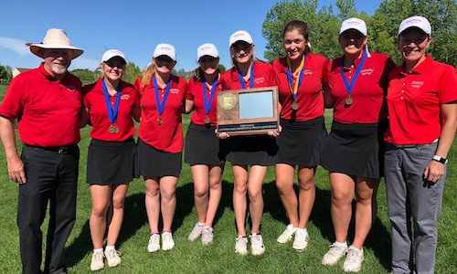 Class AAA - 6th Place    Lakeville North | Section 1AAA Champion   State Tournament Roster:  Ashley King (SO) ,  Brooke Bennett (SO) ,  Emily Plotnik (JR) ,  Emma Welch (JR) ,  Julia Sabetti (SO) ,  Olivia Plotnik (JR)    Team Twitter  |  School Twitter  |  Students Twitter  | Team FB |  School FB