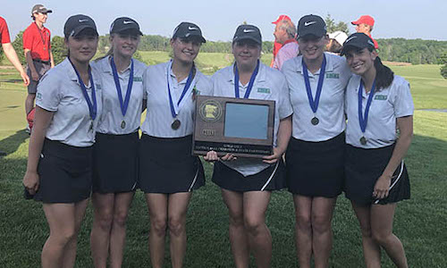 Class AAA Runner-up    Edina | Section 6AAA Champion   State Tournament Roster:  Amy Terwilliger (JR) ,  Anna Heirigs (JR) ,  Dasha Parker (SR) ,  Janice Kim (JR) ,  Katie Mcguire (SO) ,  Kendall Olsen (SR)    Team Twitter   |   School Twitter   |    Students Twitter    |  Team FB  |    School FB