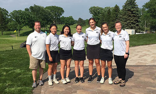 Class AAA - 4th Place    Roseville Area | Section 5AAA Champion   State Tournament Roster:  Bella Digiorno (JR) ,  Monterey Mishek (JR) ,  Nina Thompson (JR) ,  Olivia Salonek (8th) ,  Surena Vu (SO) ,  Vunnisa Vu (8th)   Team Twitter |  School Twitter  |  Students Twitter  | Team FB |  School FB