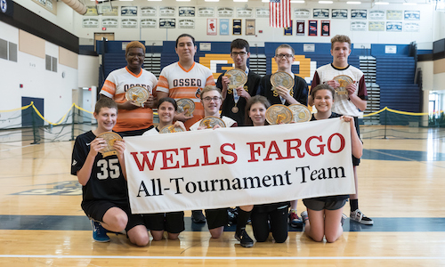 2018-19  Adapted Softball State Tournament   CI Division All-Tournament Team
