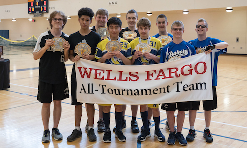 2018-19  Adapted Softball State Tournament   PI Division All-Tournament Team