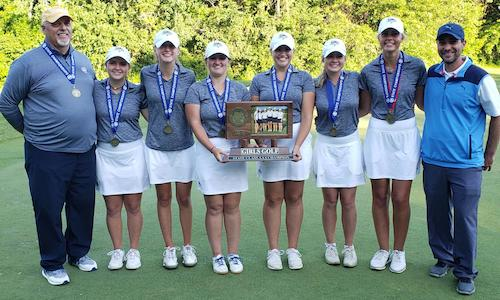 2018-19 Girls Golf  Class AAA Team State Champion  Chanhassen  Photo credit: Southwest News Media