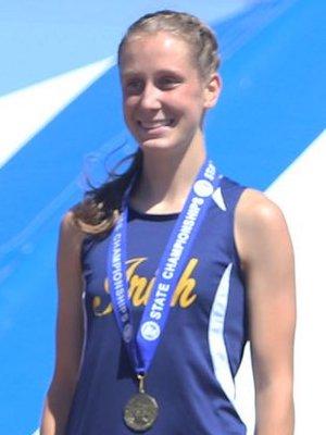 2018-19 MN Track & Field    3200 Meter Run   Lauren Peterson  Rosemount