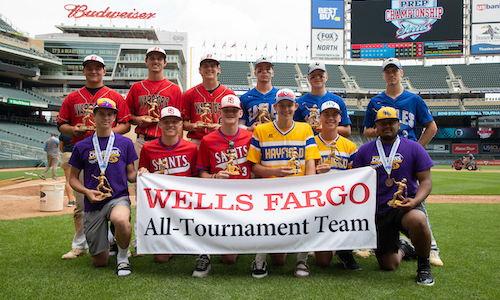 2018-19 Class A Baseball All-Tournament Team  Names of team members:
