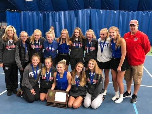 Pequot Lakes | Section 7A Champion    Roster / Schedule / Results  | Website  Team Twitter | School Twitter | Students Twitter | Team FB |  School FB    Brainerd Dispatch Story