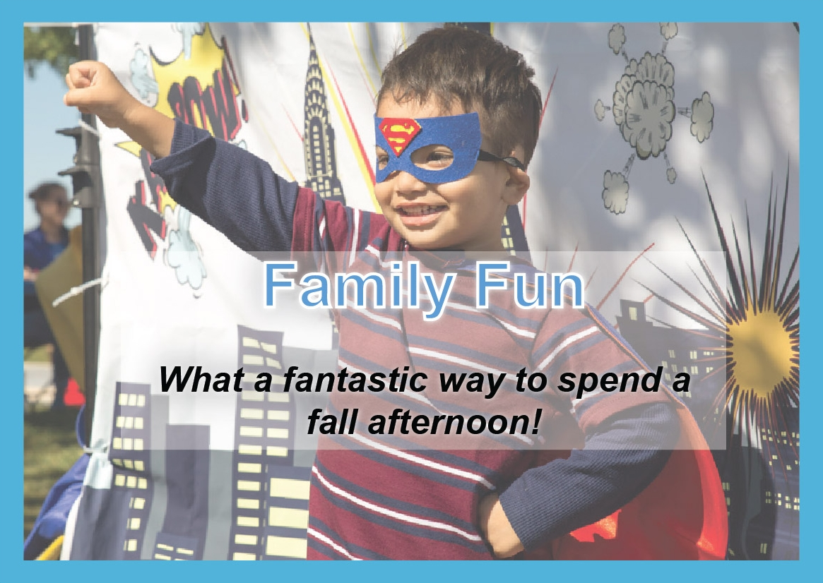 Famiily Fun |  What a fantastic way to spend a fall Afternoon!