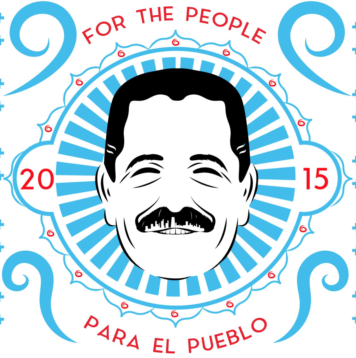 "Jesus ""Chuy"" Garcia 2015  Political Campaign"