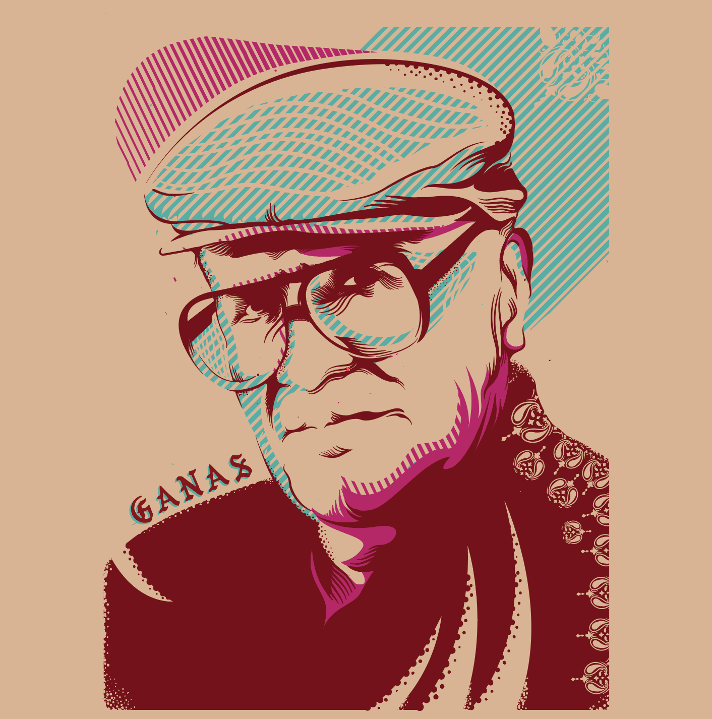 Jaime Escalante  Iconic Series