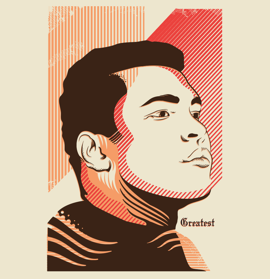Muhammad Ali  Iconic Series