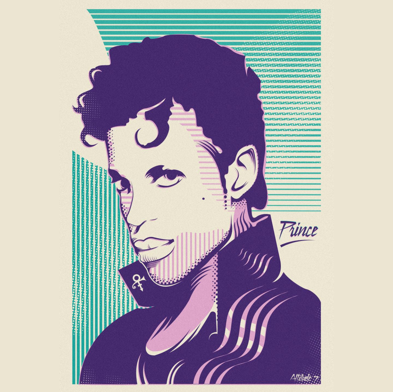 Prince  Iconic Series