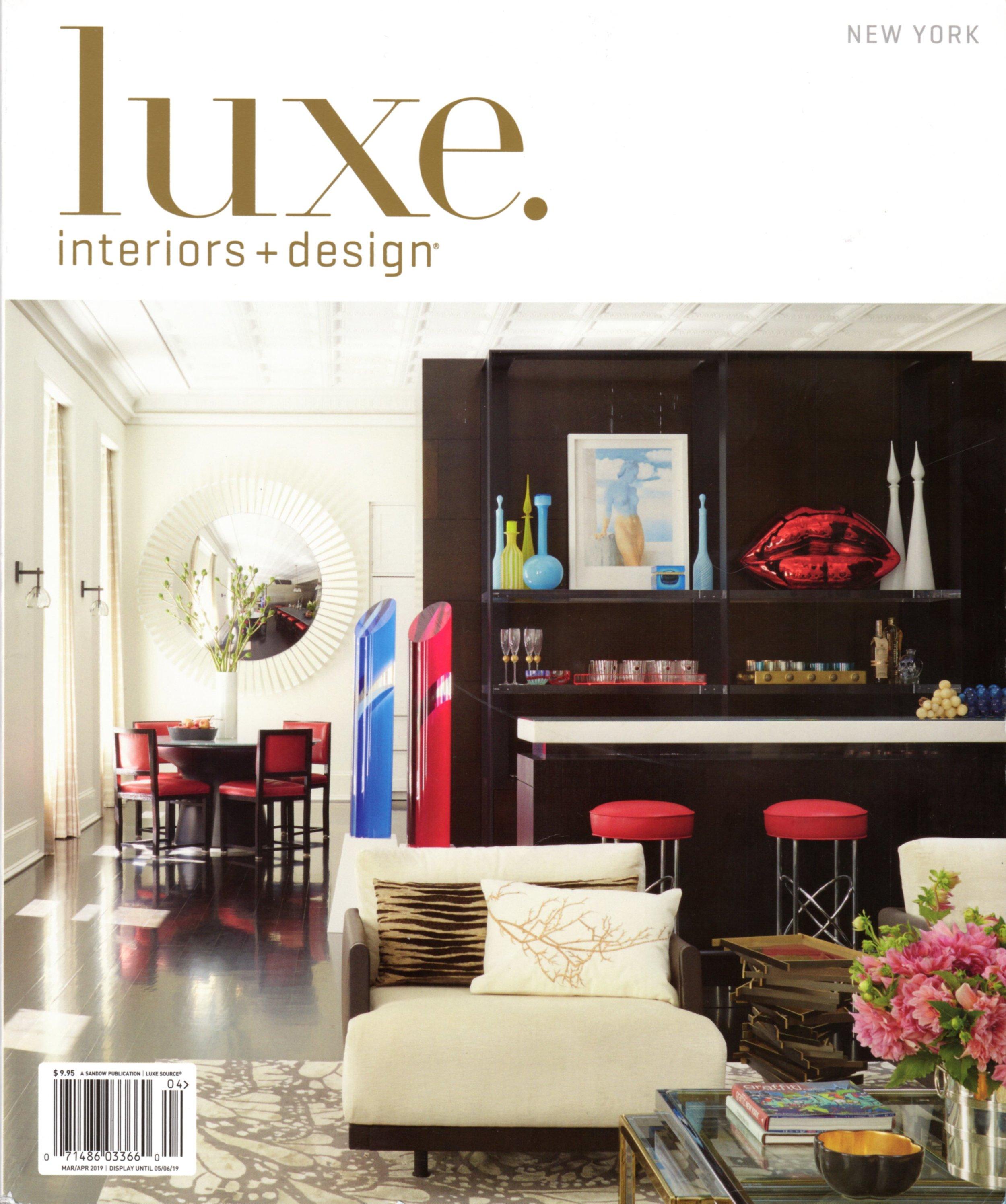 Luxe New York magazine