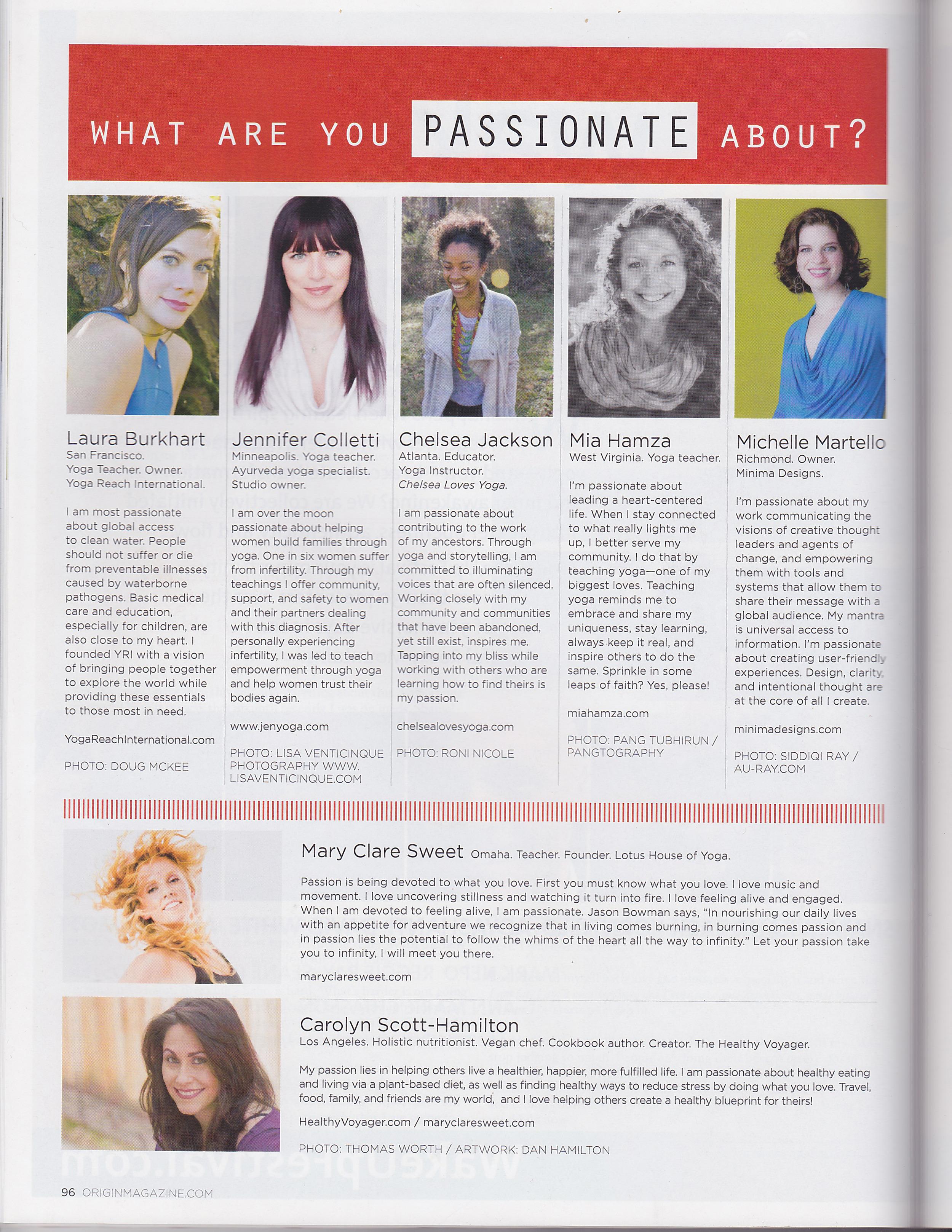 Origin Magazine Issue 11