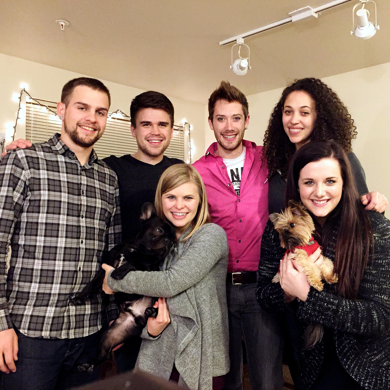 Group Thanksgiving 2014