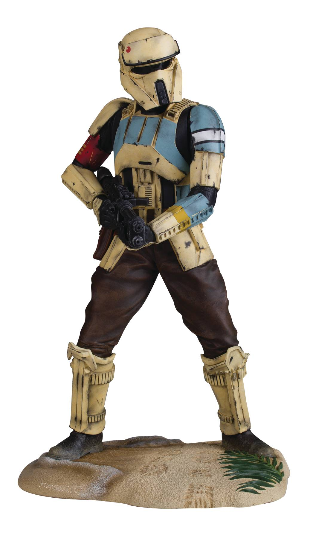 Star Wars Rogue One Collectors Gallery Shoretrooper 9'' Statue by Gentle Giant