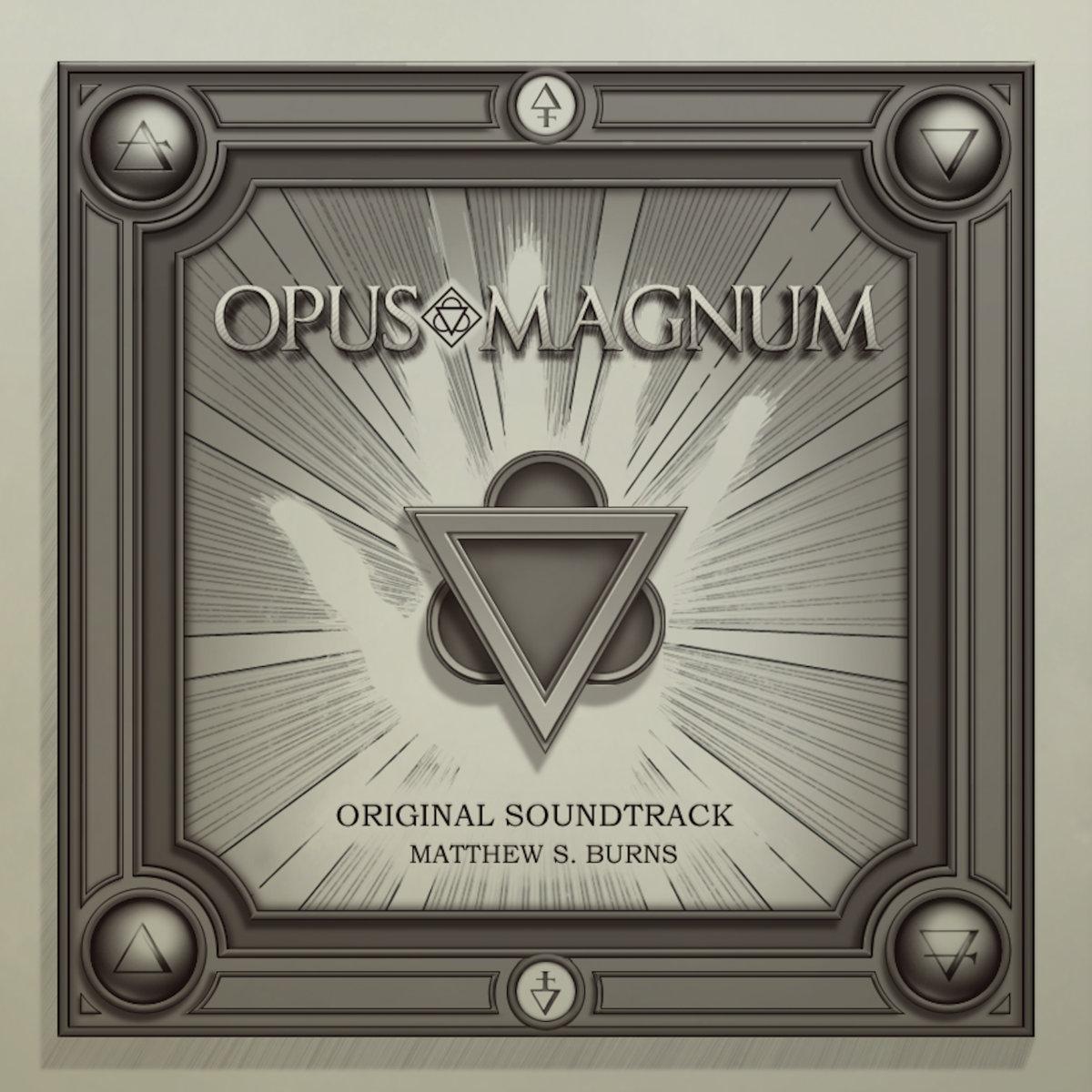 Opus Magnum Original Soundtrack