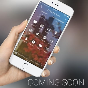 We are going mobile.      We will have an App for you!