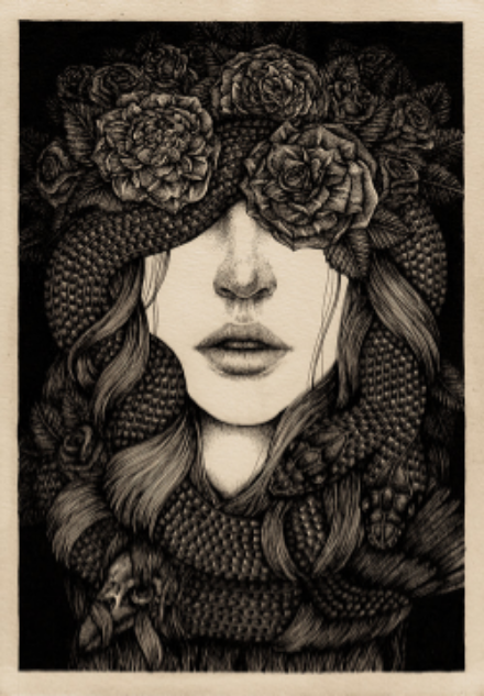 Image accompanying Eve's Winter Solstice Oracular Channeling