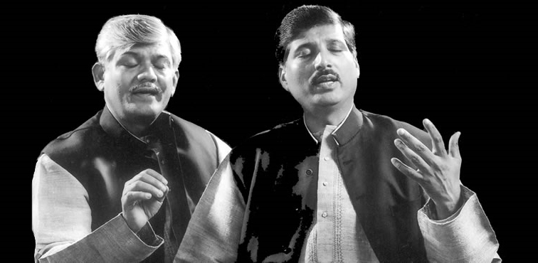 Umakant Gundecha and Ramakant Gundecha  (Gundecha Brothers )