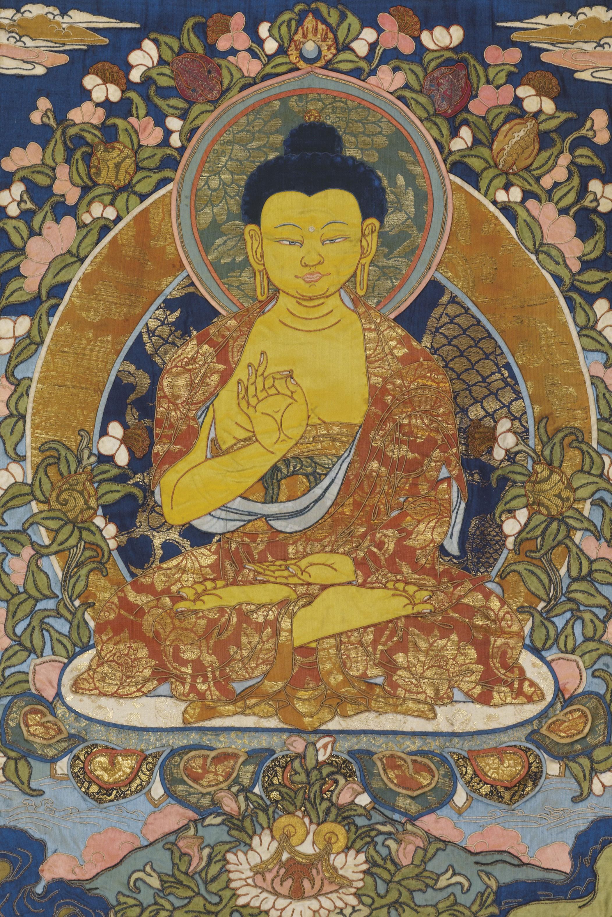 Exploring the Symbolism of Tibetan Thangka Painting — Sacred