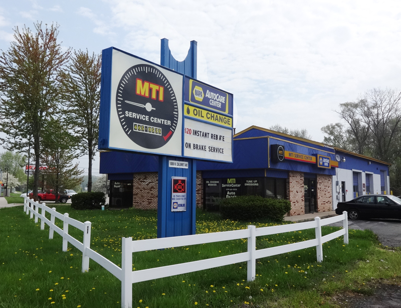 The former MTI Service Center in Valparaiso, IN, has a new owner: Certified Auto and Tran.
