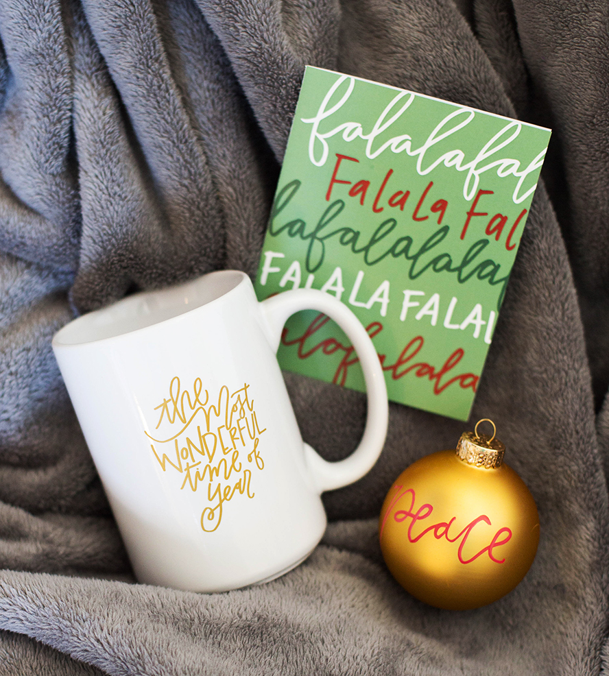 Most Wonderful Holiday Gift Set from Rachel Allene