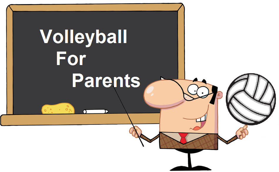 Teacher  Volleyball For Parents.png