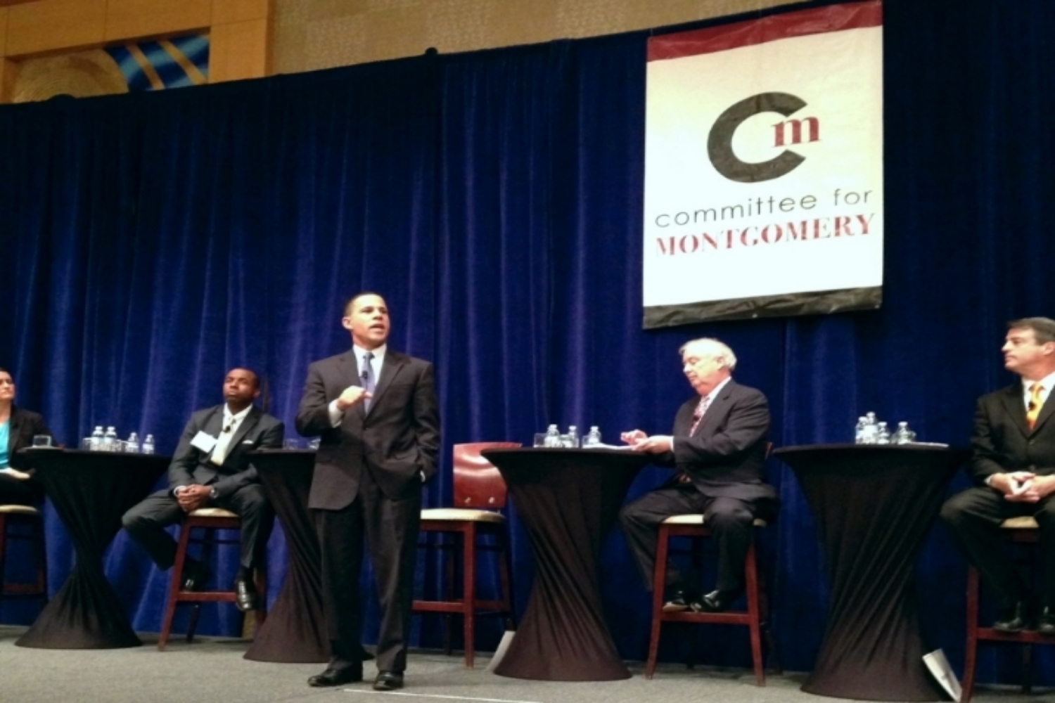 2013 CfM Breakfast featured all Democratic and Republican Candidates for Governor