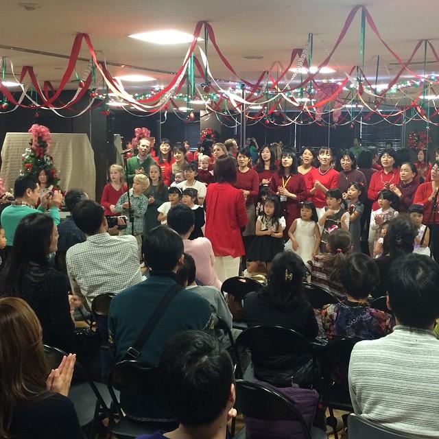 Gospel Choir in Toyosu
