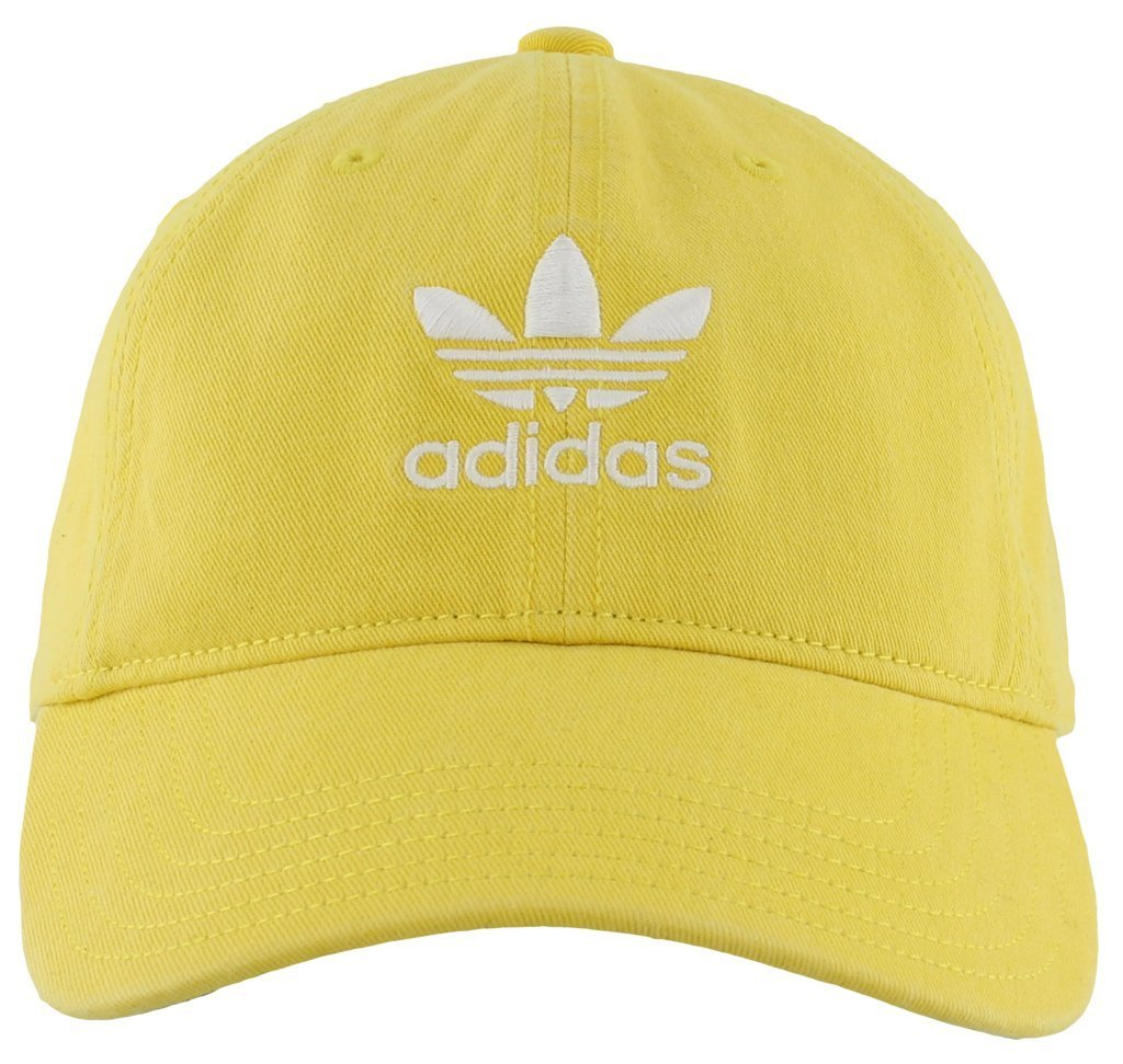 adidas originals strapback   They say geminis love yellow. honestly this hat is so cute just nod your head and say yes. $16   buy it here