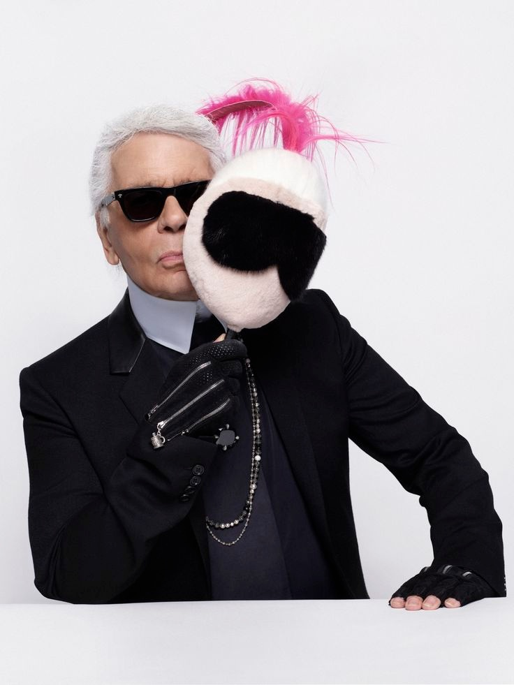 Karl Lagerfeld - September 10, 1933 - February 19, 2019