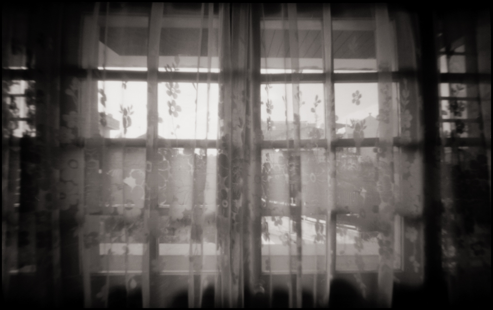 Window, Old Quarter, Hanoi . Pinhole Image © 2007.