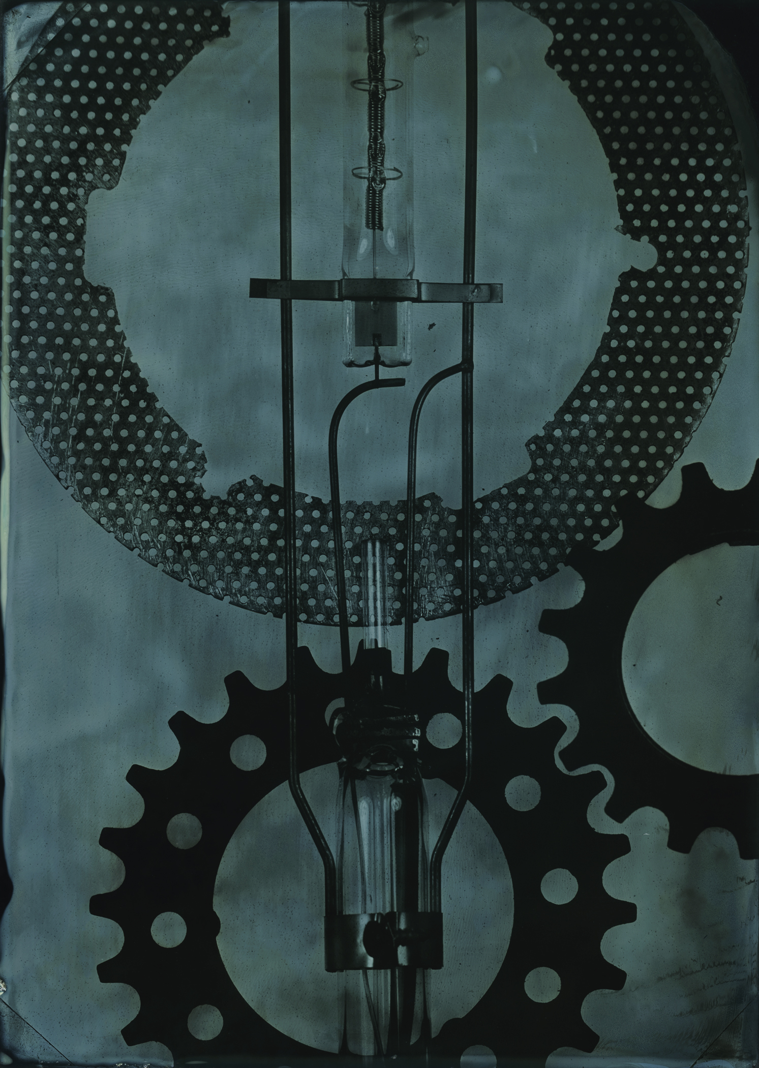 Found: Gears and Bulb