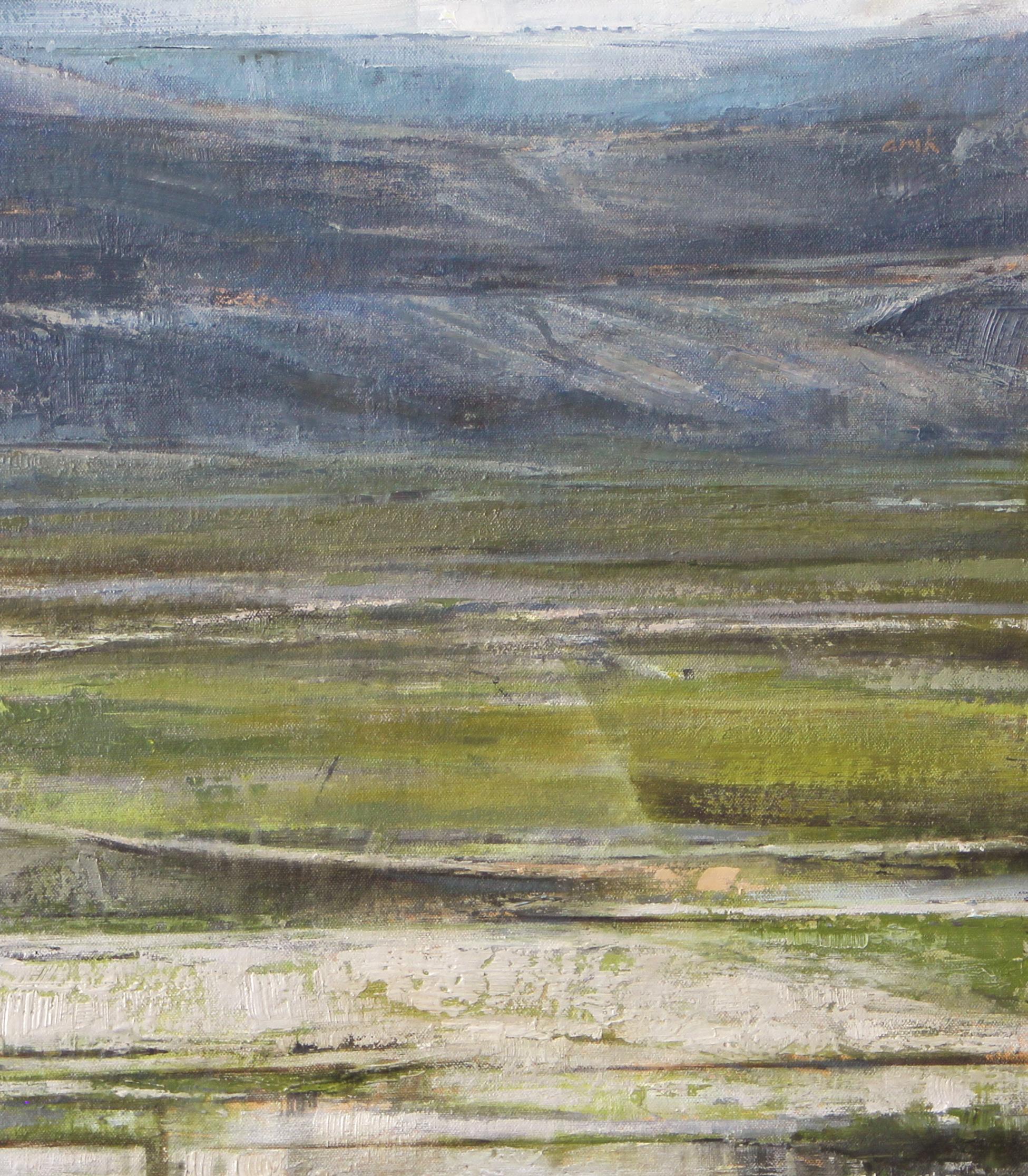 """Boy's Life   oil on canvas   18 x 16""""  2014"""