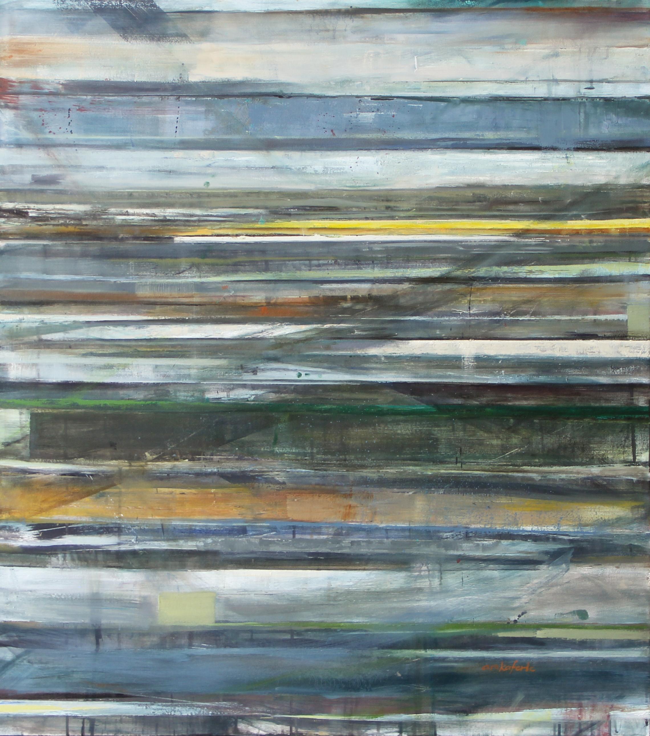 "Mother Jones   oil on canvas  45 x 40""  2014"