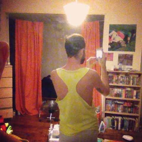 Going Out Tank Top for Zach