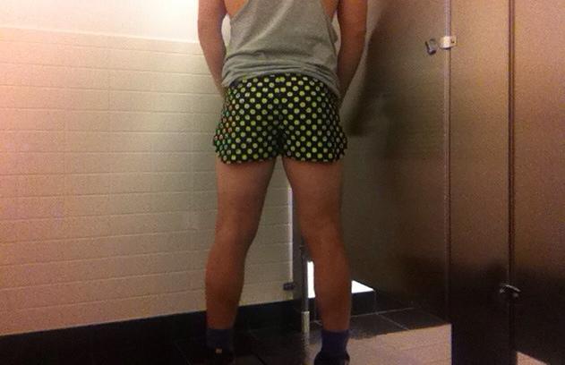 Split Shorts for Jonathan