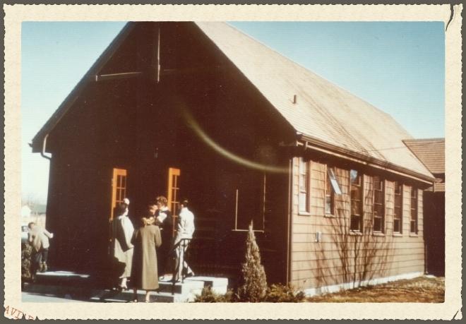1947 on Ward Parkway